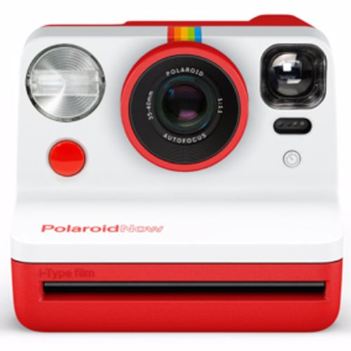 Polaroid analoge camera Now (Rood)