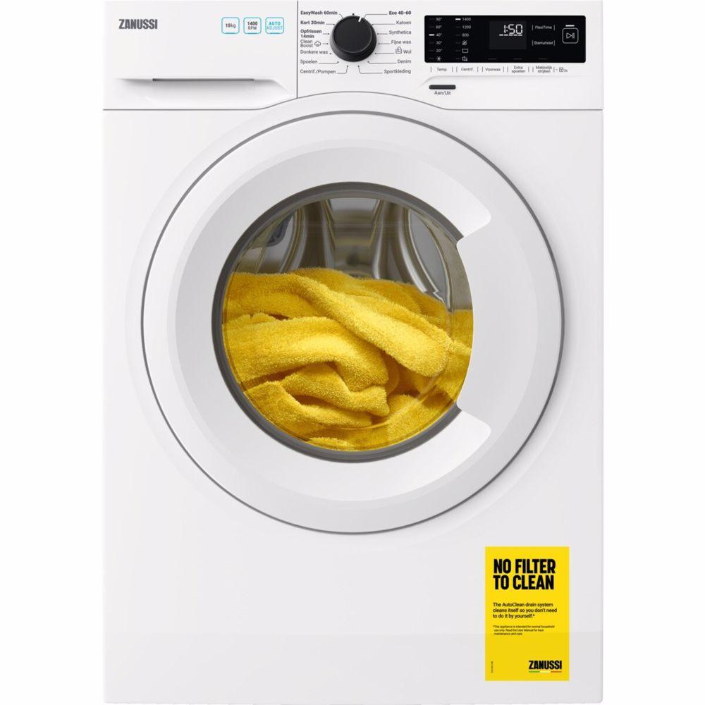 Zanussi AutoAdjust wasmachine ZWFN146TW