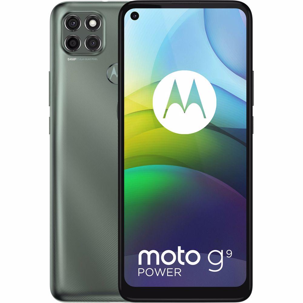 Motorola smartphone Moto g9 Power (Groen)