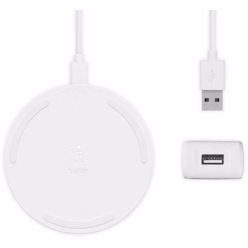 Belkin Wireless Charging Pad 10W Micro-USB Kab. mit Netzteil weiÃ?