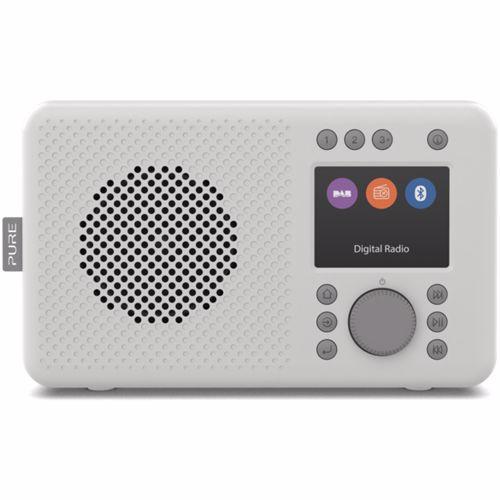Pure DAB+ radio Elan (Grijs)