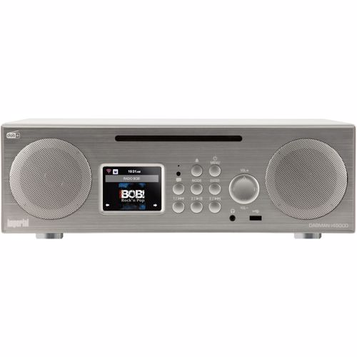 Imperial Dabman i450 CD DAB+ radio (Zilver)