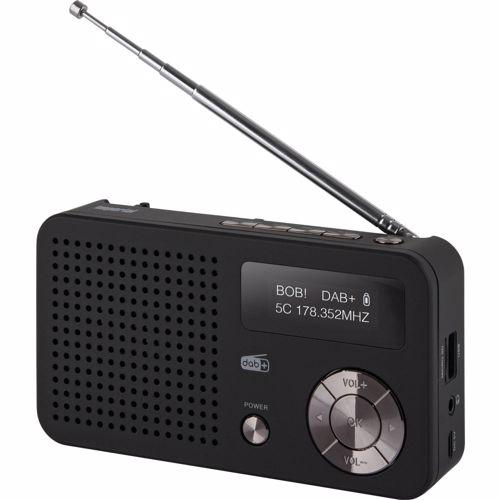 Imperial draagbare radio DAB+ Dabman 13 (Zwart)
