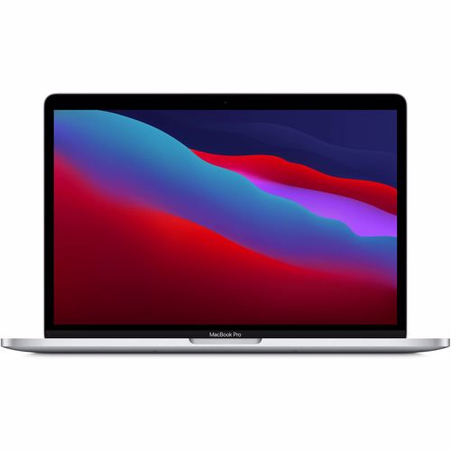 Apple MacBook Pro (2020) 256GB M1-chip (Zilver) 194252166871
