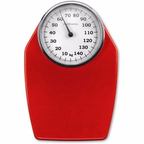Medisana weegschaal PS 100 (Rood)