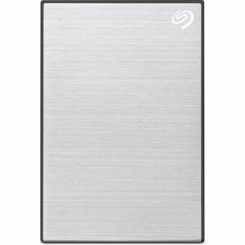 Seagate One Touch externe harde schijf 1000 GB Zilver