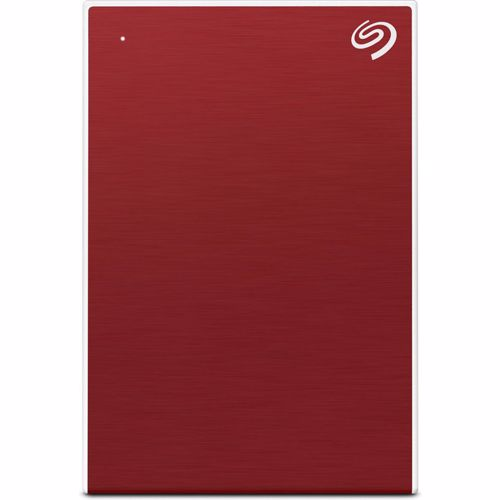 Seagate One Touch externe harde schijf 1000 GB Rood