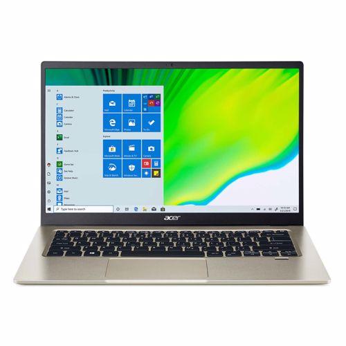 Acer Swift 1 SF114-33-P2UV Netbook Goud 35,6 cm (14 ) 1920 x 1080 Pixels AMD Athlon Silver Windows 1