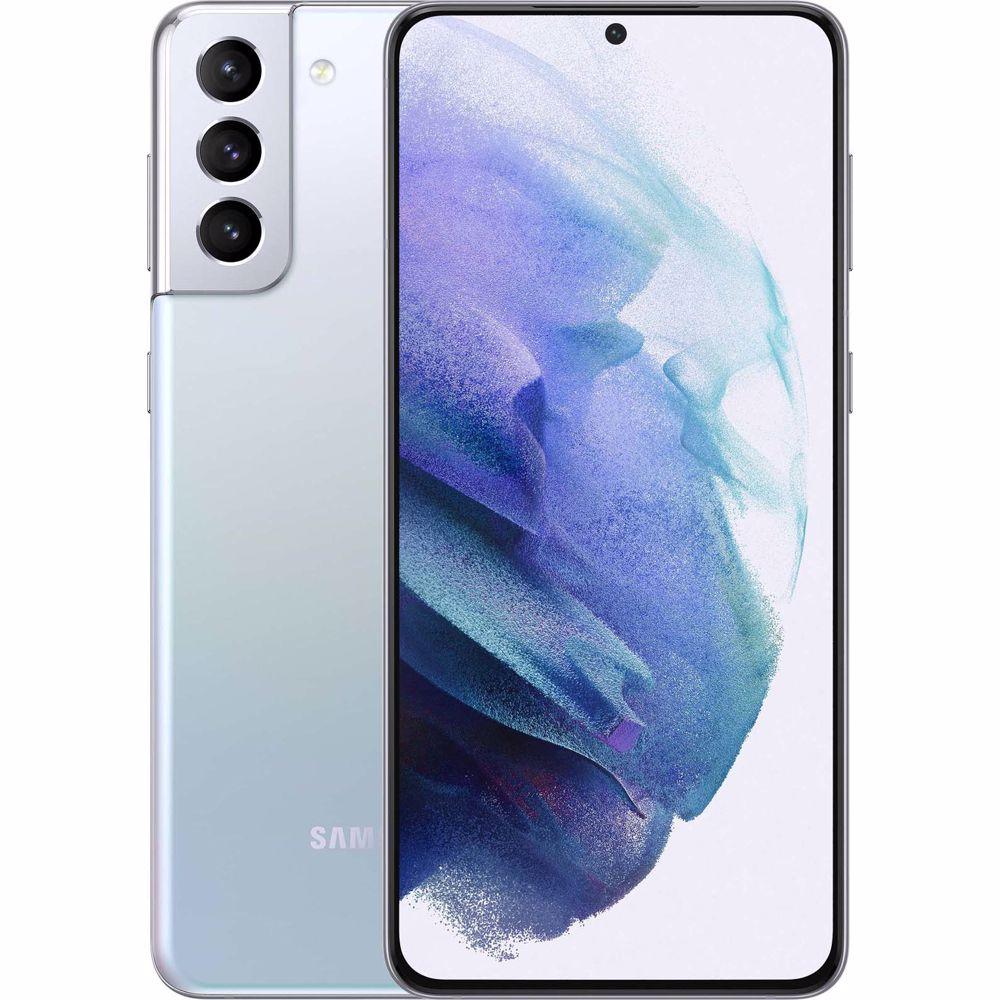 Samsung Galaxy S21+ - 5G - 256GB (Phantom Silver)
