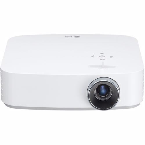 LG PF50KS Desktopprojector 600ANSI lumens DLP 1080p (1920x1080) Wit beamer-projector