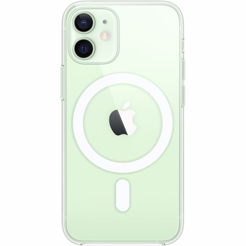 iPhone 12 Mini Apple Clear Cover met MagSafe MHLL3ZM-A Doorzichtig