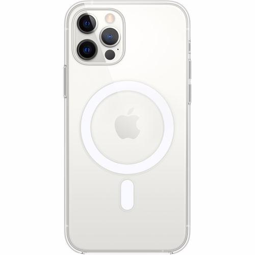 iPhone 12-12 Pro Apple Clear Cover met MagSafe MHLM3ZM-A Doorzichtig