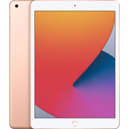 Renewd Apple iPad 2020 32GB Wi-Fi (Goud) - Refurbished