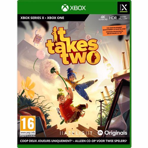 It Takes Two Xbox One-Series X