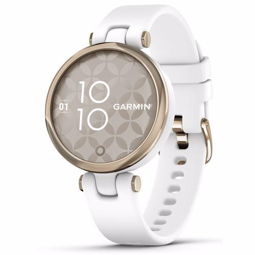 Garmin smartwatch Lily Sport Cream Gold (Witgoud)
