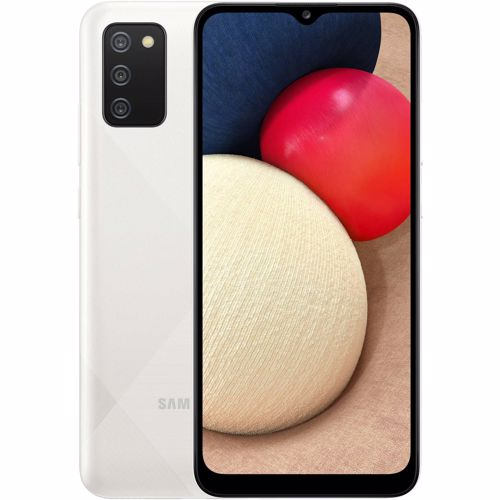 Samsung Galaxy A02s 32GB (Wit)