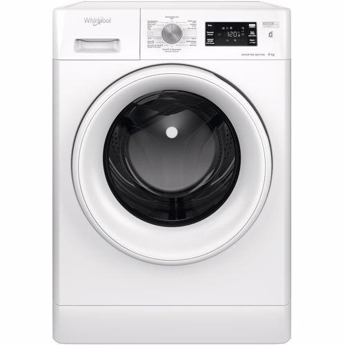 Whirlpool wasmachine FFBBE 8638 WV F