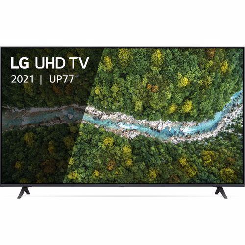 LG 4K Ultra HD TV 55UP77006LB (2021)