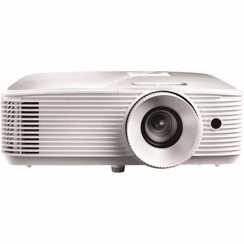 Optoma EH335 Desktopprojector 3600ANSI lumens DLP 1080p (1920x1080) 3D Wit beamer-projector