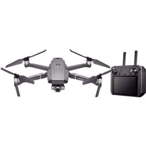 DJI cameradrone MAVIC 2 ZOOM MET SMART CONTROLLER - 16GB EU