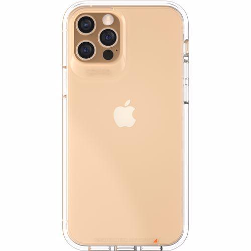 GEAR4 telefoonhoesje iPhone 12/12 Pro (Transparant) 0840056127999