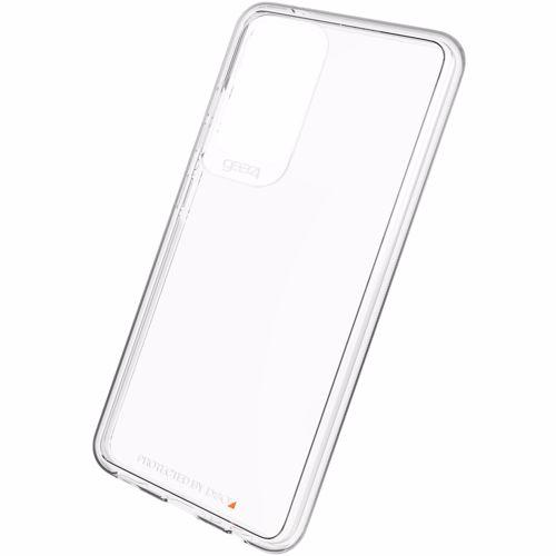 GEAR4 telefoonhoesje Crystal Palace Galaxy A52 (Transparant) 0840056140356