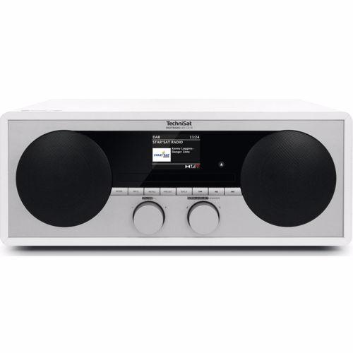 Technisat DAB+ radio DigitRadio 451 CD IR (Wit)