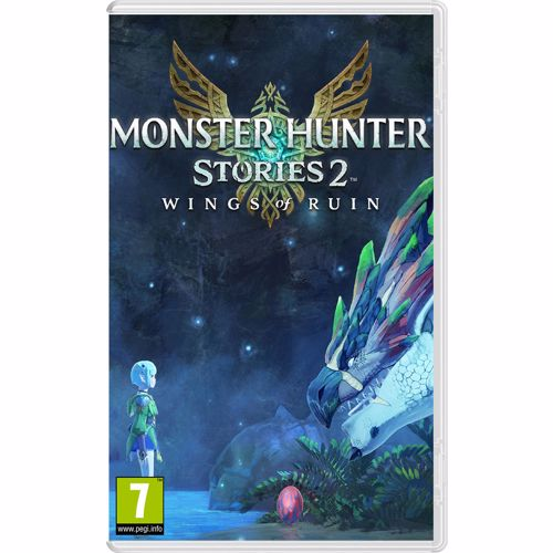 Monster Hunter Stories 2: Wings of Ruin (Switch) 0045496427900