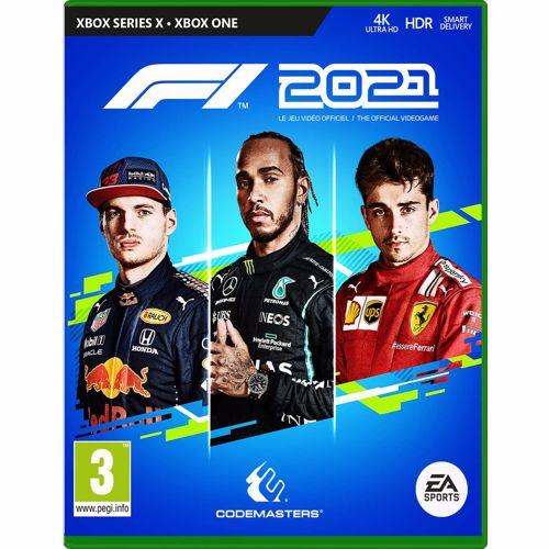 F1 2021: Standard Edition Xbox Series-Xbox One
