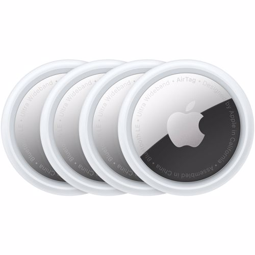Apple AirTag (4 stuks) 190199535046