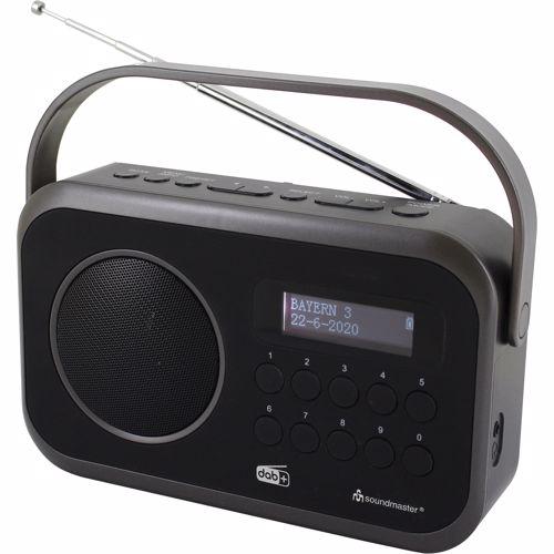 Soundmaster DAB radio Dab 270 (Zwart)