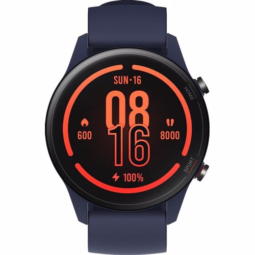 Xiaomi smartwatch Mi Watch (Blauw)