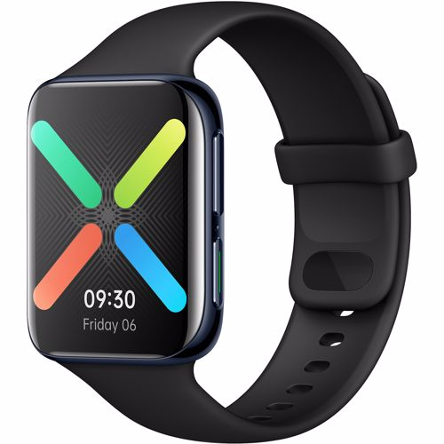 OPPO smartwatch Watch 46 mm (Zwart)