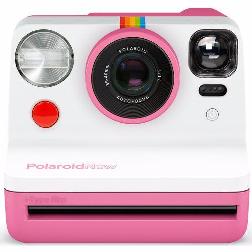 Polaroid instant camera Now (Roze)