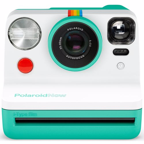 Polaroid instant camera Now (Mintgroen)