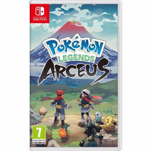 Pokémon Legends: Arceus Switch