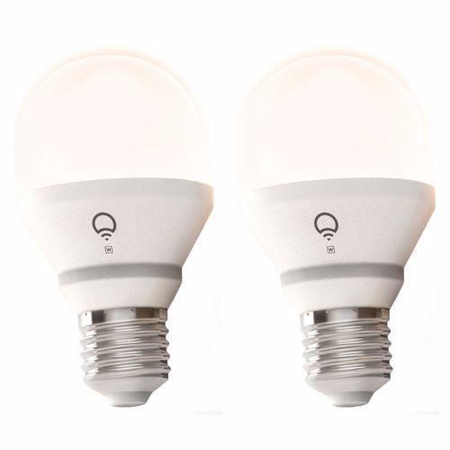 LIFX slimme verlichting E27 White 2-pack