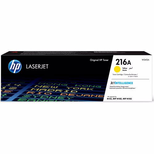 HP toner cartridge 216A - Instant Ink (Geel)