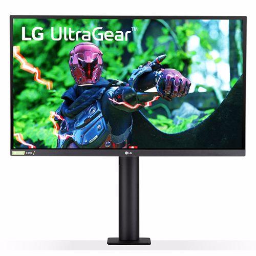 LG QHD gaming monitor 27GN880-B.AEU