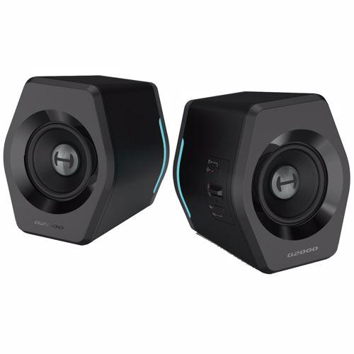 Edifier PC speakersysteem G2000 (Zwart) 6923520267972