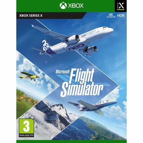 Flight Sim 2020 (Xbox Series X) 0889842779585