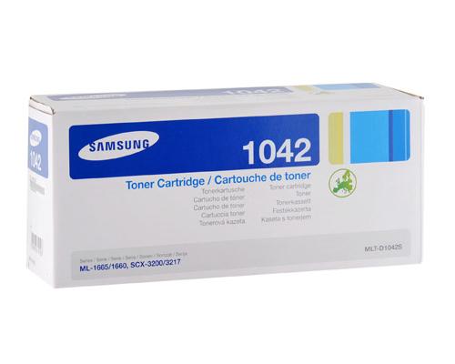 Samsung toner cartridge MLT1042S BK zwart