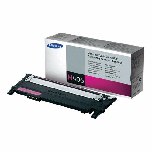 Samsung toner cartridge CLT406S M magenta