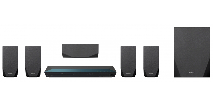 Sony home cinema systeem BDVE2100