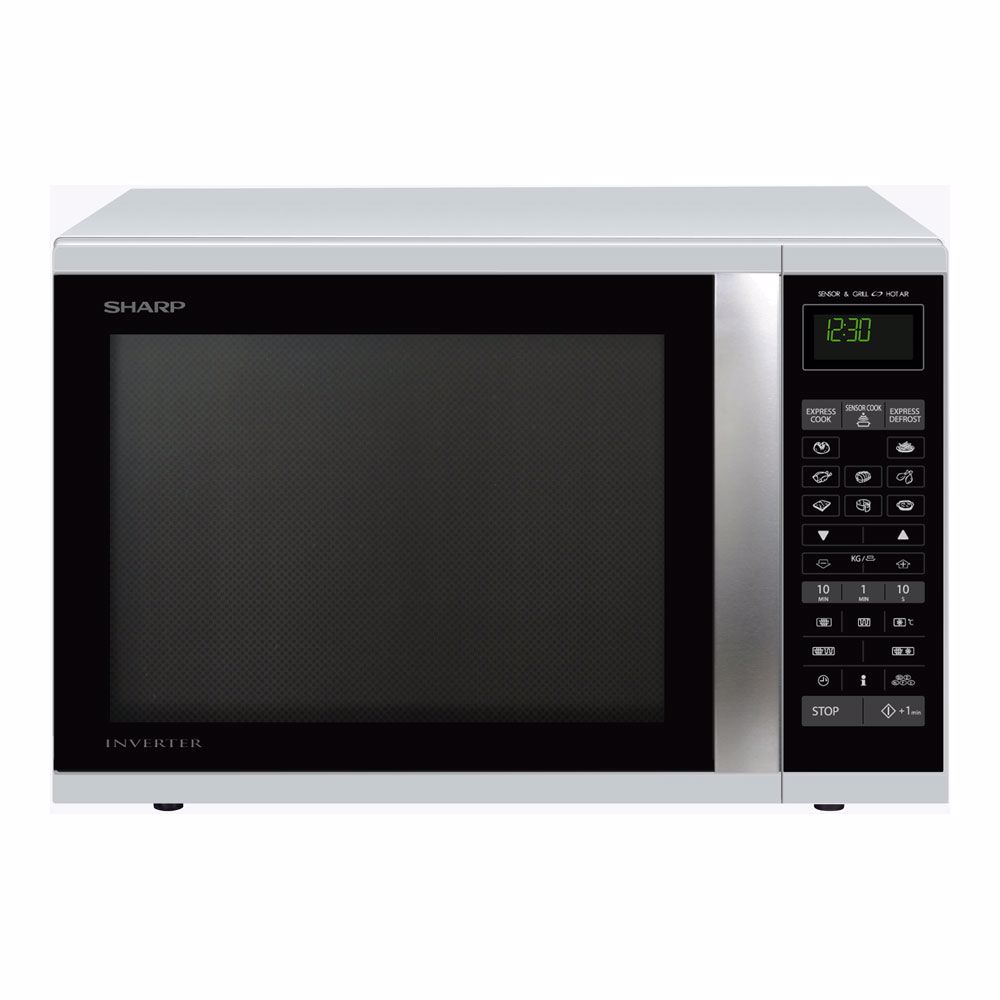 Sharp R-971INW microwave