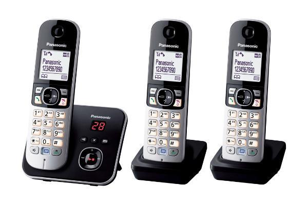 Panasonic dect set KXTG6823NL