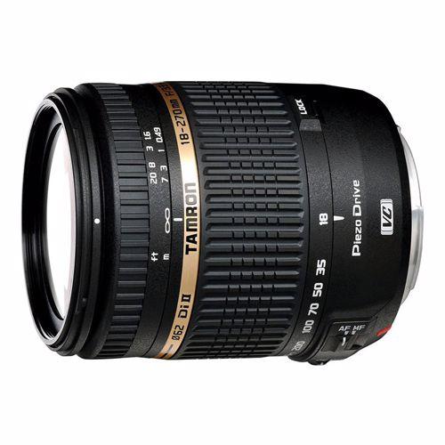 Tamron objectief 18-270mm F/3.5-6.3DiVC PZD(Nikon)