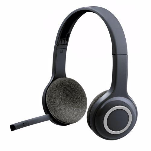 Logitech headset H600