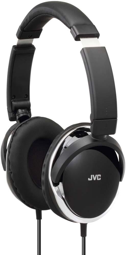 JVC koptelefoon HA S660 Zwart