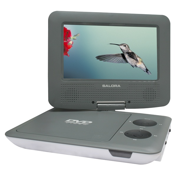 Salora portable DVD speler DVP7009SW